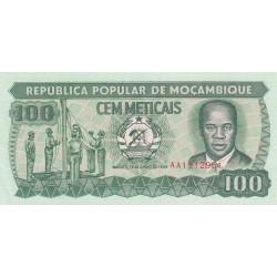 Cem Meticais - Mozambique
