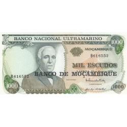 Mil Escudos - Mozambique
