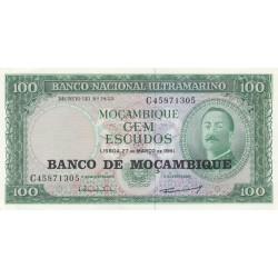 Cem Escudos - Mozambique