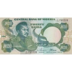 Twenty Naira - Nigéria
