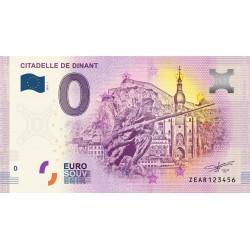 BE - Citadelle de Dinant - 2018