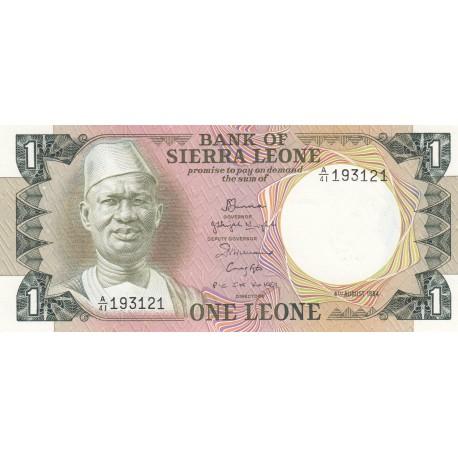 One Leone - Sierra Leone