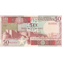 50 Shillings - Somalie