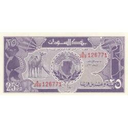 Twenty-Five Piastres - Soudan