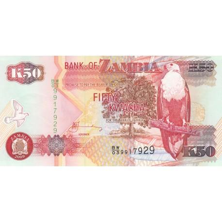 Fivty Kwacha - Zambie