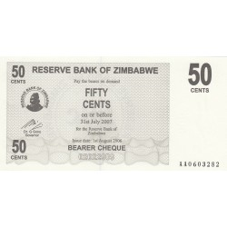 Fifty Cents - Zimbabwe
