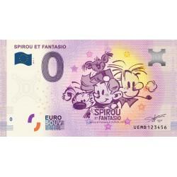 95 - Spirou et Fantasio - 2018