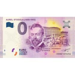 SK - Aurel Stodola (1859-1942) - 2018