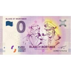 95 - Blake et Mortimer - 2018