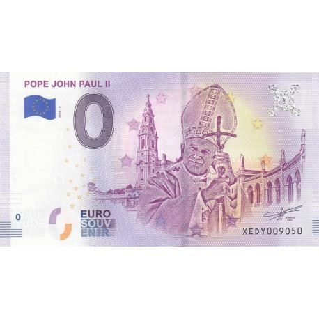 DE - Pope John Paul II - 2018