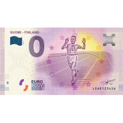 FI - Suomi - Finland - Paavo Nurmi - 2018