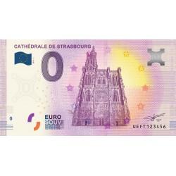 67 - Cathédrale de Strasbourg - 2018
