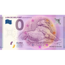 90 - Lion de Belfort - Auguste Bartholdi - 2015