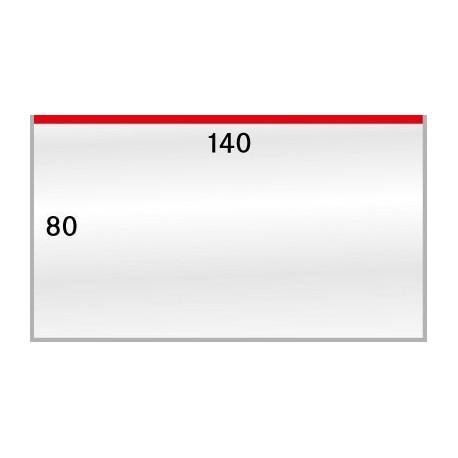 Lot de 50 Gaines de Protection 140 x 80 mm