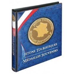 Album numismatique KARAT pour jetons touristiques