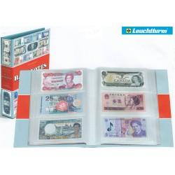 Album Banknotes pour 300 billets