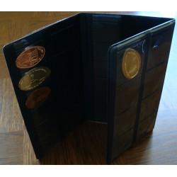 Album de poche pour 44 PennyRoller (pièces écrasées)