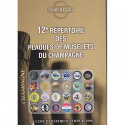 12ème répertoire Lambert 2014