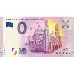 BE - Basilica Koekelberg - Brussels - 2018