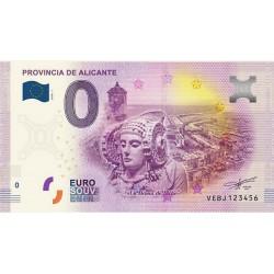 ES - Provincia de Alicante - 2018