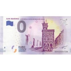 ITA - San Marino - La piu piccola e antica repubblica del mondo - 2019