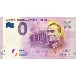 TR - Ankara - M.Kemal Atatürk (1881-193∞) - 2019
