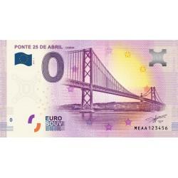 PT - Pont 25 de Abril - Lisboa - 2019