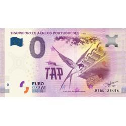 PT - Transportes Aereos Portugueses - 1968 - 2019