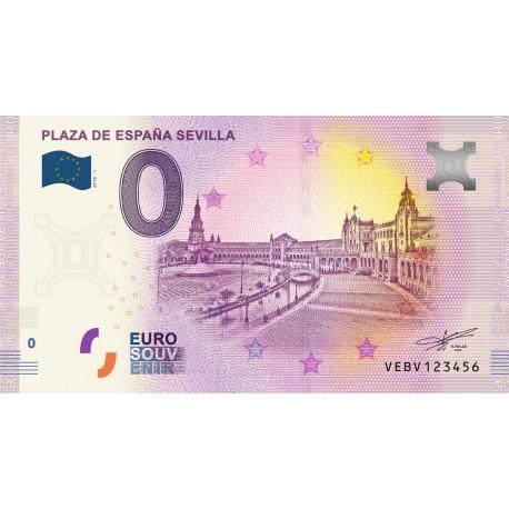 ES - Plaza de Espana Sevilla - 2019