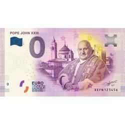DE - Pope John XXIII - 2019