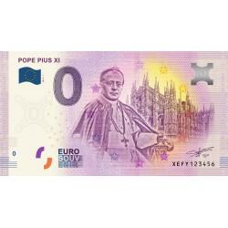 DE - Pope Pius XI - 2019