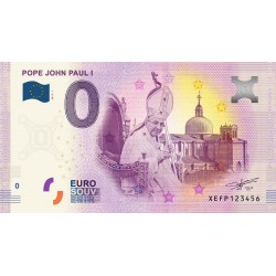 DE - Pope John Paul I - 2019