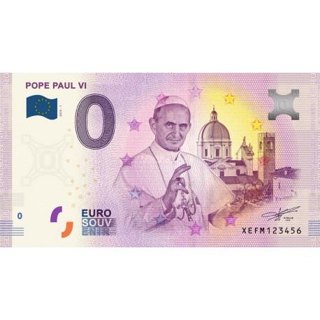DE - Pope Paul VI - 2019