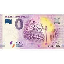DE - Berlin Alexanderplatz - 2019