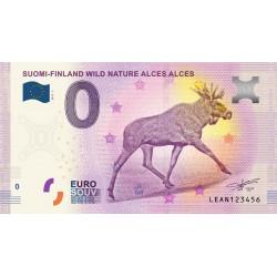 FI - Suomi-Finland Wild Nature Alces Alces - 2019