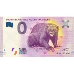 FI - Suomi-Finland Wild Nature Gulo Gulo - 2019