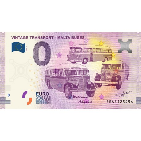 MT - Vintage Transport - Malta Buses - 2019