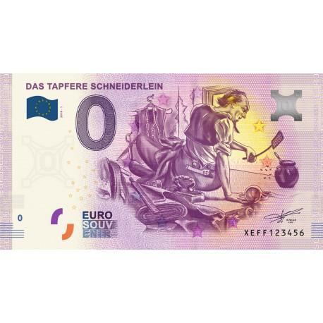 DE - Das Tappefere Schneiderlein - 2019