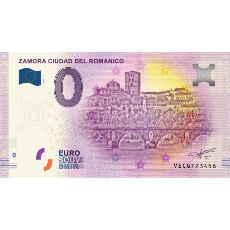 ES - Zamora Ciudad Del Romanico - 2019
