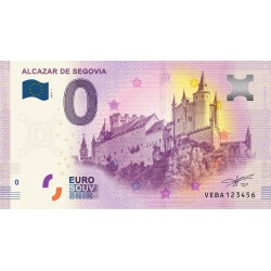 ES - Alcazar de Segovia - 2019