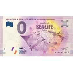 DE - Aquadom & Sea Life Berlin - 2019