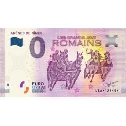 30 - Arènes de Nimes - Les grands jeux romains - 2019