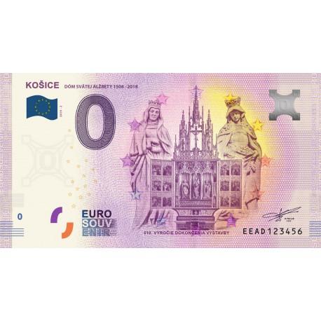 SK - Kosice - Dom Svatej Alzbety 1508-2018 - 2019