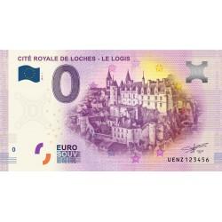 37 - Cité royale de Loches - Le logis - 2019