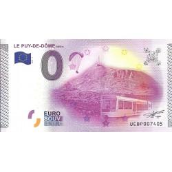 63 - Le Puy de Dôme 1465m - 2015