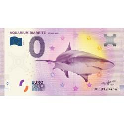 64 - Aquarium de Biarritz - requin gris - 2019
