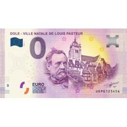39 - Dole - Ville natale de Louis Pasteur - 2019