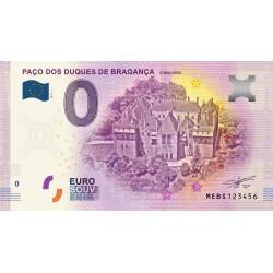 PT - Paço Dos Duques De Bragança - Guimaraes - 2019