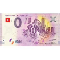 CH - Relais du Saint-Bernard - Valais - 2019