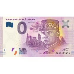 SK - Milan Rastislav Stephanik - 1880-2019 - 2019